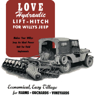 Cover of Love brochure