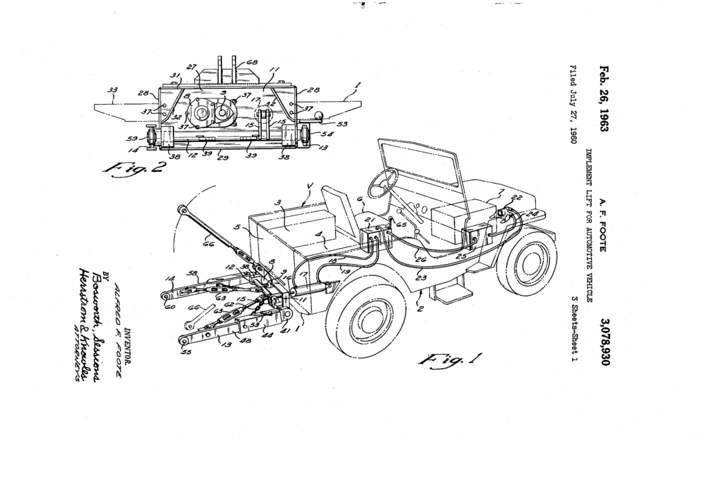 Stratton patent drawing