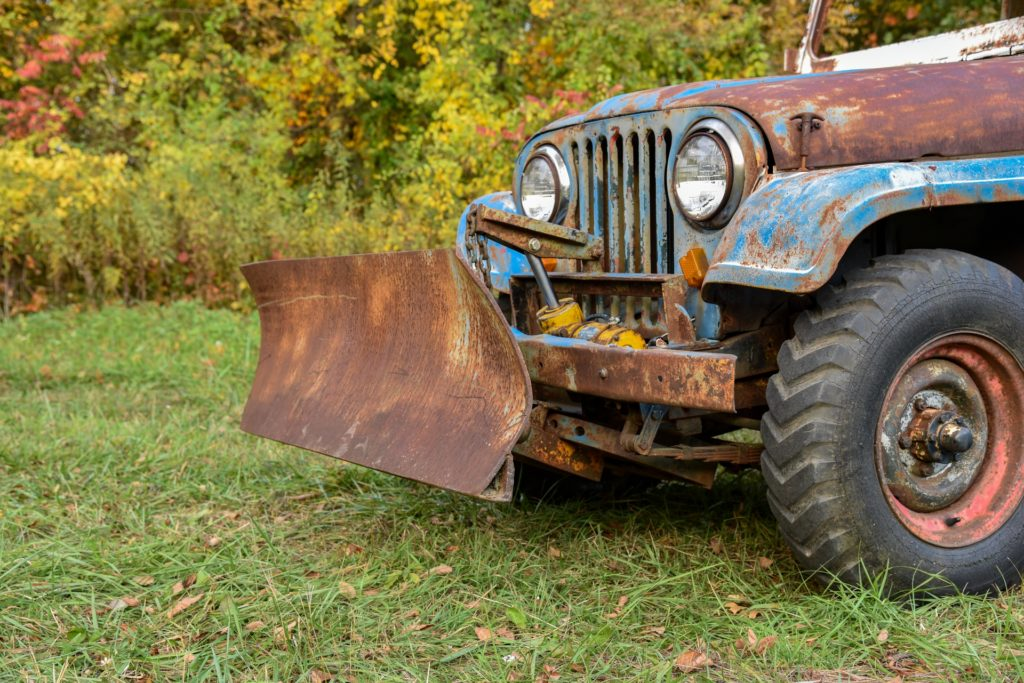 Jeep-A-Trench