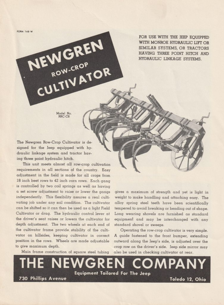 This image has an empty alt attribute; its file name is NewgrenRowCrop1-753x1024.jpg